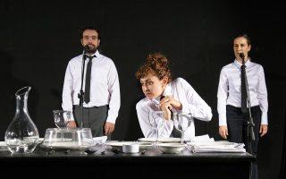 «Ουγκώ: Μια Ουτοπία» σε σκηνοθεσία Σοφίας Μαραθάκη, από σήμερα στη Στέγη.