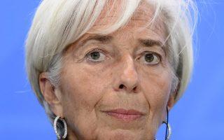 Η επικεφαλής του ΔΝΤ Κριστίν Λαγκάρντ ήταν θετική και πριν από ένα χρόνο, αλλά αυτό δεν απέτρεψε τις επιπλοκές στη συνέχεια.