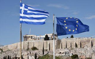 Διαφορετικές θέσεις για το μοίρασμα του υπερπλεονάσματος του 2017 τόσο μεταξύ Αθήνας - Βρυξελλών όσο και εντός της κυβέρνησης.