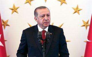 Ο Τούρκος πρόεδρος Ερντογάν  είχε αποδώσει την κρίση σε χειρισμούς του Αμερικανού πρέσβη  στην Αγκυρα.