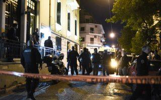 Το βράδυ της 12ης Οκτωβρίου, οι δράστες πήγαν στο γραφείο του Μ. Ζαφειρόπουλου, μεταφέροντας το αίτημα του «αρχηγού» τους. Η κατάληξη ήταν μοιραία...