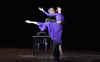 Η Σβετλάνα Ζαχάροβα για δύο παραστάσεις στο Μέγαρο Μουσικής Αθηνών.