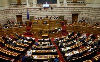 Με την επιστροφή του από τις ΗΠΑ, ο πρωθυπουργός θα επιχειρήσει να αποκαταστήσει την εικόνα συνοχής στην Κοινοβουλευτική Ομάδα του ΣΥΡΙΖΑ.