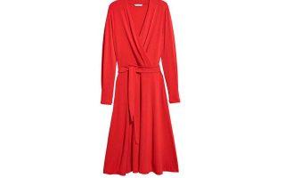 Κόκκινο φόρεμα μέχρι το γόνατο €28,30