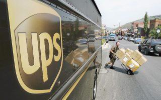 Η UPS είχε αυξημένα κέρδη, γεγονός θετικό ενόψει της χριστουγεννιάτικης περιόδου, ενώ η εταιρεία Τwitter είδε τη βάση των χρηστών της να διευρύνεται μηνιαίως.