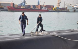 Η ΕΝΑΕ έπρεπε να πληρώνεται χωρίς να υποχρεούται να επιδείξει πρόοδο στη διαδικασία ναυπήγησης των υποβρυχίων.