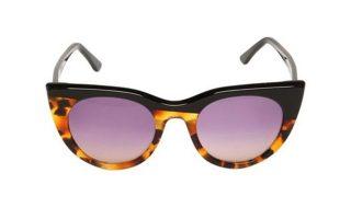 Κοκάλινα γυαλιά ηλίου σε σχήμα cat-eye €185,00