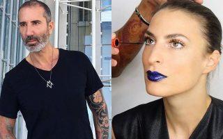 Απολαύστε το tutorial του διάσημου make up artist και μάθετε όλα τα μυστικά εφαρμογής των νέων αποχρώσεων.