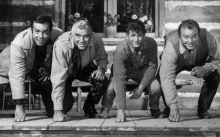 Η «Μπονάντσα», μία από τις πιο διάσημες τηλεοπτικές σειρές γουέστερν και εξαιρετικά δημοφιλής στην Ελλάδα, ξεκίνησε να προβάλλεται στο αμερικανικό δίκτυο NBC το 1959.