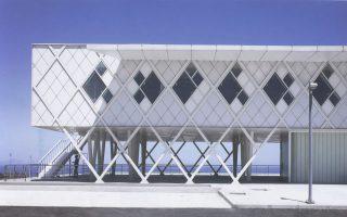 «Framing the Horizon», Κέντρο Φυσικής Πλάσματος και Laser στο Ρέθυμνο, του γραφείου sparch Σακελλαρίδου / Παπανικολάου Αρχιτέκτονες (2016).