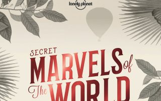 Reproduced with permission from Secret Marvels of the World, © 2017 Lonely Planet