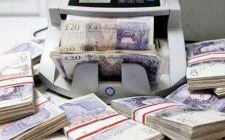 Η στερλίνα ενισχύθηκε στο υψηλό τεσσάρων εβδομάδων έναντι του ευρώ, λόγω σεναρίων για αύξηση επιτοκίων από την Τράπεζα της Αγγλίας.