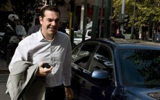 Ο πρωθυπουργός Αλ. Τσίπρας ανέφερε ότι η Ελλάδα κλήθηκε να διαχειριστεί δυσανάλογα μεγάλο βάρος και ότι καταβάλλεται κάθε προσπάθεια για να υλοποιηθεί η συμφωνία.
