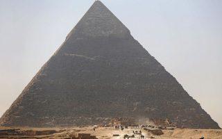 Οι πυραμίδες της Αιγύπτου είναι βασικός τουριστικός προορισμός. Η κρύπτη που ανακαλύφθηκε θα αυξήσει το μυστήριο των υπέροχων κτισμάτων.