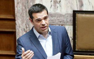 Συνεργάτες του πρωθυπουργού Αλ. Τσίπρα αναφέρουν ότι η σημερινή Ωρα του Πρωθυπουργού στη Βουλή δεν θα περιοριστεί στο θέμα της ανομίας, καθώς πρόθεση της κυβέρνησης είναι να αξιοποιήσει το βήμα για ευρύτερη αντιπαράθεση.