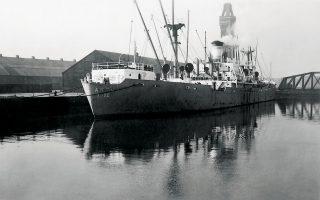 Το Liberty «AKTH» αποκτήθηκε στις 3 Μαρτίου 1947 από τον όμιλο Νικολάου Γ. Λιβανού.