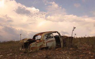Φωτογραφία του Κωνσταντίνου Μητροβγένη από την έκθεση «Θλίψη».