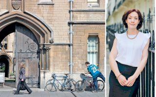 Η Ελλάδα ήταν στην 11η θέση των χωρών με τους περισσότερους σπουδαστές στο Ηνωμένο Βασίλειο για το 2015-16. Η Βίβιαν Στερν, γενική διευθύντρια της Universities UK International.