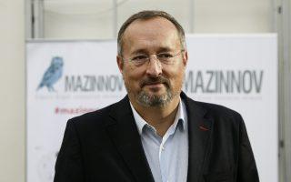 Το δίκτυο Mazinnov που δημιούργησε ο Γάλλος πρέσβης στη Ελλάδα, Κριστόφ Σαντεπί, στοχεύει στη συνεργασία μεταξύ Ελλάδας και Γαλλίας στον τομέα της καινοτομίας, με έμφαση στον χώρο της τεχνολογίας.