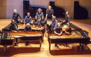 Συναυλία του σχήματος Piandaemonium απόψε και αύριο στο ΚΠΙΣΝ.