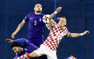Τα πολλά ατομικά και ομαδικά λάθη της Εθνικής στο Ζάγκρεμπ έγειραν την πλάστιγγα της πρόκρισης προς την πλευρά της Κροατίας. Στο ποδόσφαιρο όλα γίνονται, αλλά με σκορ 4-1, η Μόσχα φαίνεται ήδη πολύ μακριά...