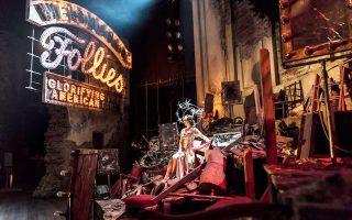 «Follies» του Στίβεν Σόντχαϊμ, απευθείας, από το Λονδίνο στο Μέγαρο Μουσικής.