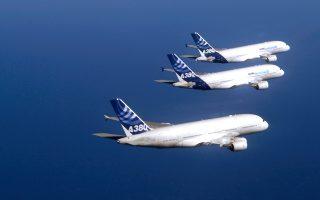 Η Airbus πρόκειται να κατασκευάσει 430 αεροσκάφη για την αεροπορική εταιρεία Indigo Partners.