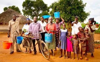 Αυτή τη στιγμή το ανθεκτικό στέλεχος της νόσου σκοτώνει στην υποσαχάρια Αφρική τρεις χιλιάδες παιδιά την ημέρα.