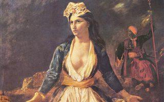 «Ελληνες και Φιλέλληνες», σε σκηνοθεσία Νίκου Χατζόπουλου, στο «Εθνικό Θέατρο».