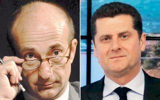 «Ο ελληνικός τουρισμός αποτελεί ιδιαίτερα ελκυστική αγορά για ξενοδοχειακές επενδύσεις, αλλά υπάρχουν εμπόδια», λένε οι Ρέντζο Ιόριο (αριστερά), γενικός διευθυντής (COO) της AccorHotels για Ιταλία, Ελλάδα, Ισραήλ, Μάλτα και Μιχάλης Μαυρόπουλος (δεξιά), περιφερειακός διευθυντής Ανατ. Μεσογείου της TUI Destination Services.