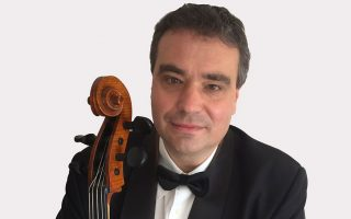 Dmitry Gudimov (βιολοντσέλο)