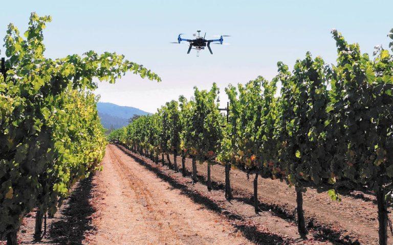 Η τεχνολογία «φυτρώνει» στα χωράφια