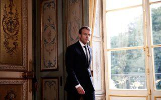 Πολλοί πιστεύουν ότι ο Εμανουέλ Μακρόν οφείλει να αδράξει την ευκαιρία και να αποδείξει ότι η Ευρώπη διαθέτει νέο ηγέτη.