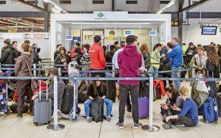 Προετοιμασμένοι για αυστηρούς ελέγχους στα γερμανικά αεροδρόμια πρέπει να είναι οι επιβάτες από Ελλάδα, για έξι μήνες.