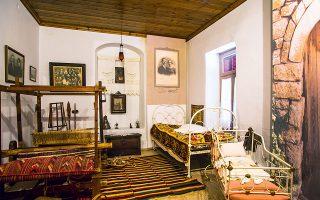 Ιστορικό και Λαογραφικό Μουσείο Μεγάλου Χωριού. (Φωτογραφία: ΚΛΑΙΡΗ ΜΟΥΣΤΑΦΕΛΛΟΥ)