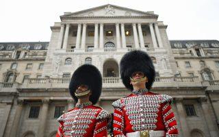 Με τα ομόλογα που θα αγοράσει η Τράπεζα της Αγγλίας μπορεί να αποφευχθεί η επιβολή δυσάρεστων δημοσιονομικών μέτρων.