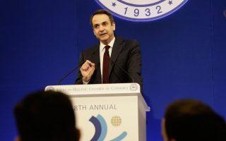 Ο Κυρ. Μητσοτάκης έκανε λόγο για «διαρκή λιτότητα μέχρι το 2060».