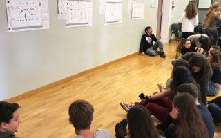 Οι μαθητές συμμετέχουν σε ένα πραγματικό ερευνητικό έργο, το οποίο τους προσελκύει στην επιστήμη και την τεχνολογία.