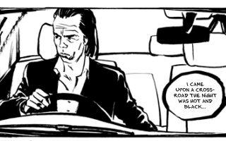 Το «Nick Cave. Mercy on me» είναι αφιερωμένο σε αυτόν τον παράξενο ψηλόλιγνο Αυστραλό που πολλοί αναφέρουν σαν «Πρίγκιπα του Σκότους»...