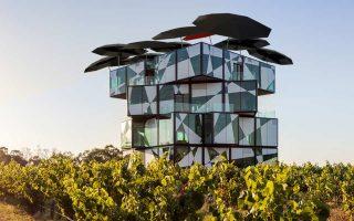 Τα σχέδια του Cube στην Αυστραλία βασίστηκαν στον κύβο του Ρούμπικ.