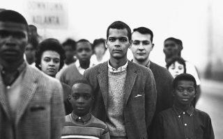 Μέλη της Φοιτητικής Συντονιστικής Επιτροπής, Ατλάντα, 1963.