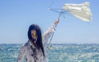 «Ωκεανός» σε σκηνοθεσία Σάκη Μπιρμπίλη, στο Θέατρο του Νέου Κόσμου.
