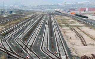 Ο ανάδοχος πρέπει να ολοκληρώσει τα έργα που προωθούνται από την ΕΡΓΟΣΕ για τον Εμπορευματικό Σιδηροδρομικό Σταθμό και τον Σταθμό Διαλογής.