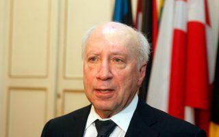 Ο αρμόδιος μεσολαβητής του ΟΗΕ Μάθιου Νίμιτς.