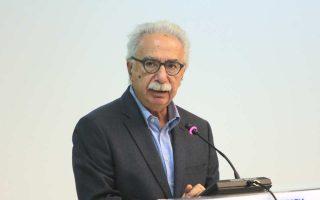 Ο κ. Γαβρόγλου θα συζητήσει σήμερα εκ νέου το θέμα των τμημάτων του ΤΕΙ Αθηνών που διαμαρτύρονται για το νέο Πανεπιστήμιο Δυτικής Αττικής.