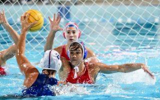 Η Βουλιαγμένη νίκησε 9-8 τον Ολυμπιακό για την Α1 γυναικών στο πόλο.
