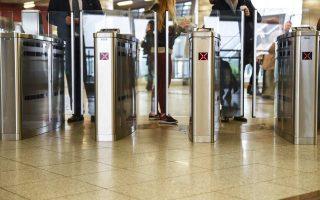 Στόχος είναι, μέχρι το τέλος του έτους, να έχουν κλείσει οι μπάρες σε τουλάχιστον ένα σταθμό ακόμη.