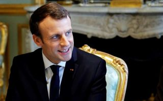 Ο Εμανουέλ Μακρόν στηρίζεται και από μερίδα των γαλλικών ΜΜΕ.