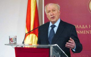 Ο ειδικός αντιπρόσωπος του ΟΗΕ Μάθιου Νίμιτς κρατάει κλειστά τα χαρτιά του όσον αφορά την πρότασή του για το όνομα της ΠΓΔΜ.