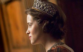 Η Κλερ Φόι στον φετινό κύκλο του «The Crown».